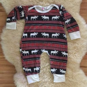 Other - Moose Harem Romper